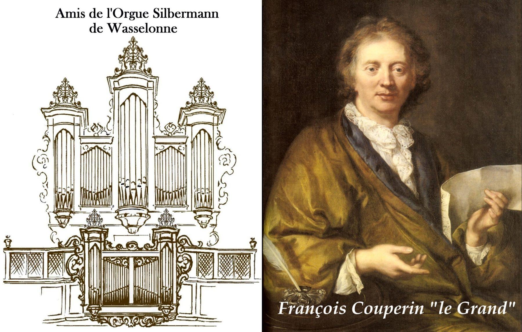 Messe des Couvents-François COUPERIN  le dimanche 7 octobre à 17h